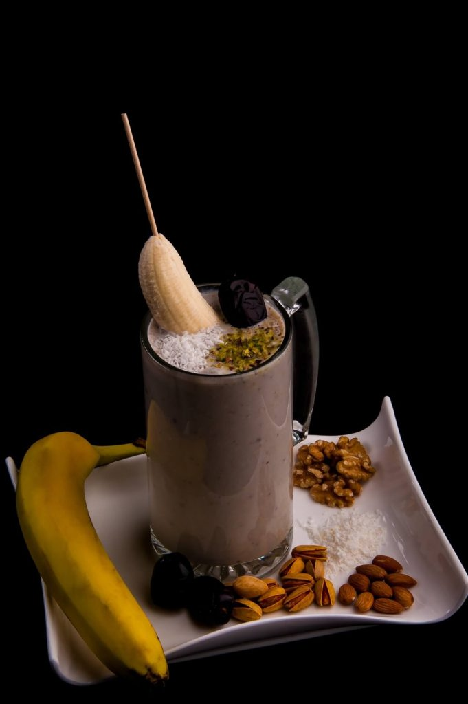 Ajwa date Smoothie for Iftar