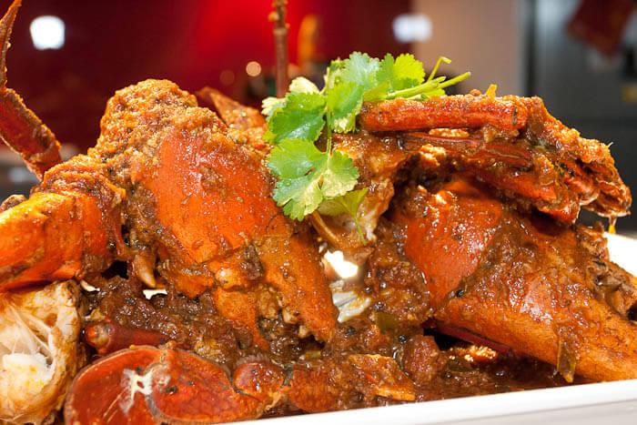 Karvari Crab