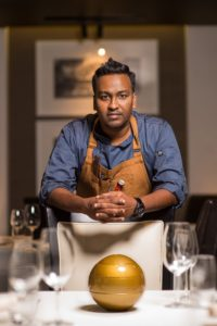 chef johnson Nadodi restaurant featured in Fine dining indian magazine