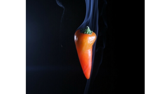Chilli use in Indian cuisine by Fine dining Indian Magazine
