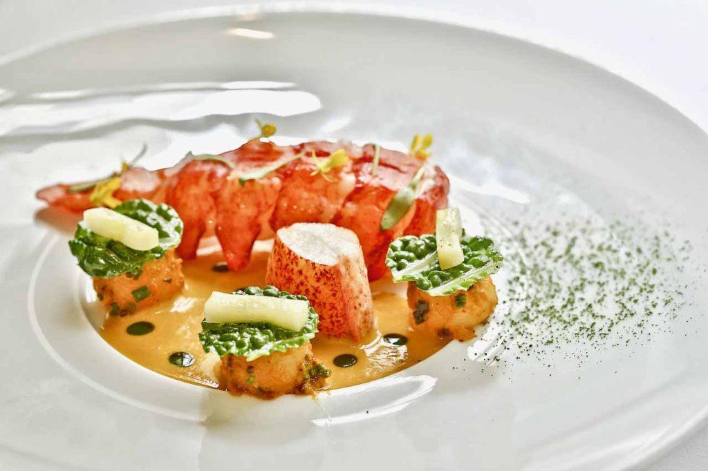 Chef Srijith Gopinathan Taj Campton Place fine dining indian Magazine August 2017