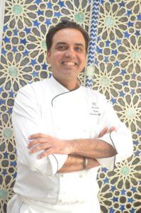 Chef Satbir Bakshi Executive Chef _The Oberoi, Mumbai