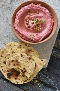 Starters Beetroot Hummus