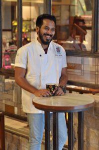 Chef Thomas Zacharias