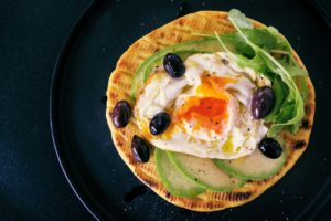 avocadoon toast Fine dining Indian magazine 2018 December Issue