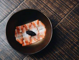 strawberyy caviar garima arora
