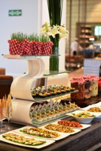 chef Anshuman Bali Marriott Hotels